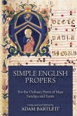 Simple English Propers