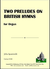 Preludes on British Hymns