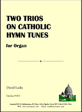 Trios on Catholic Hymns